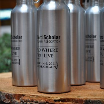 Lead Where You Live, Ford Scholar Alumni
