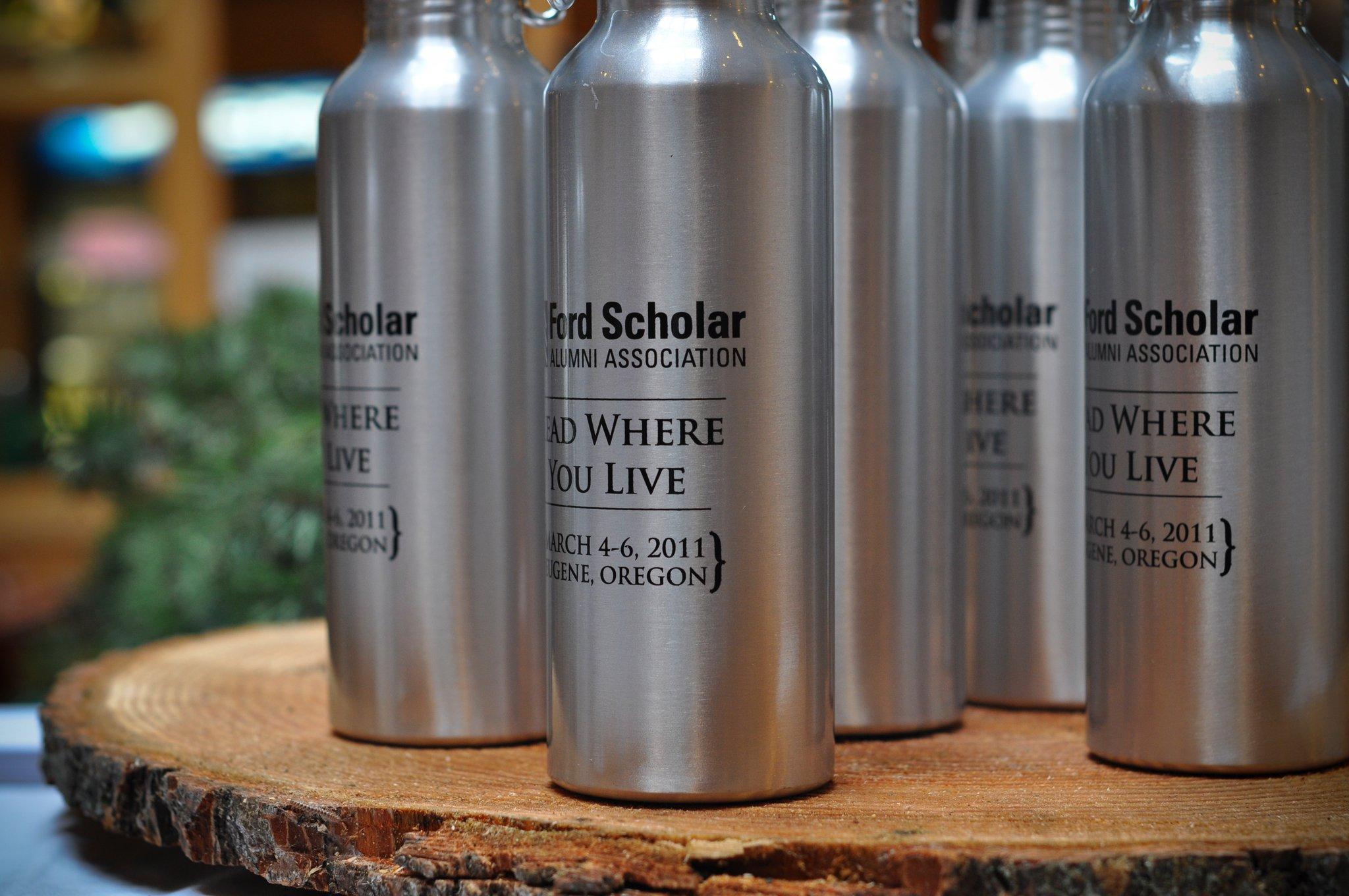 Lead Where You Live, Ford Scholar Alumni